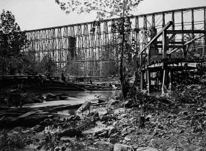 Bridge, Civil War
