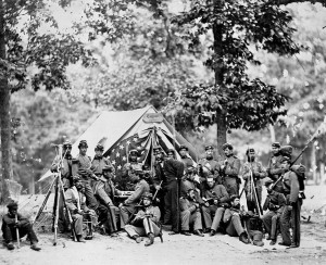 Camp, Civil War