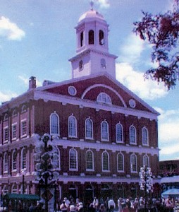 Faneuil Hall, Slaves in New England