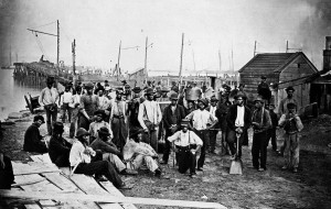 Laborers, Civil War