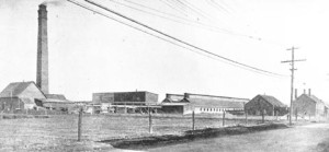 The New England Company yards, western side of Riverside Ave.