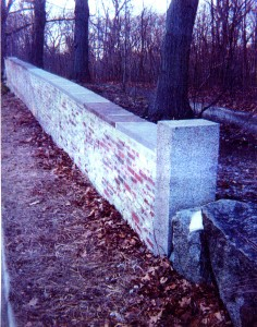Pomp's Wall, Slave Contributions