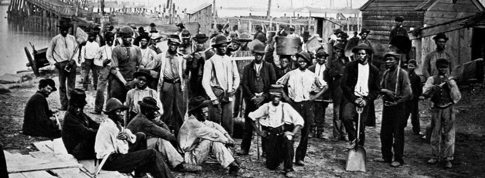 Laborers, Civil War